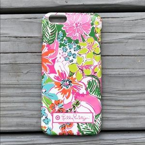 Lilly for target iPhone 6 case